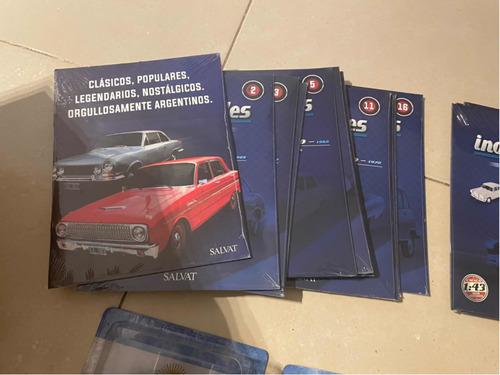 Autos Inolvidables Argentinos , Lote!!!