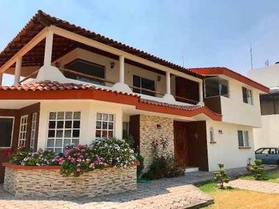 Casa En Renta Morillotla, Cerca De Periférico Y Blvd. Atlixco (puebla), Cerca Zona Angelópolis