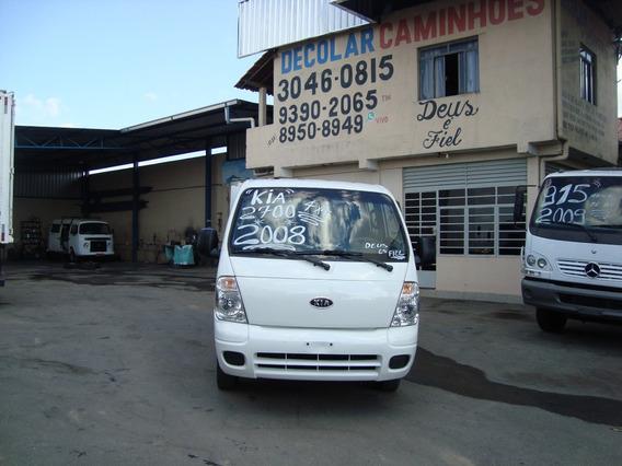 Kia 2.700 Bongo 08/09 Cabine Dupla