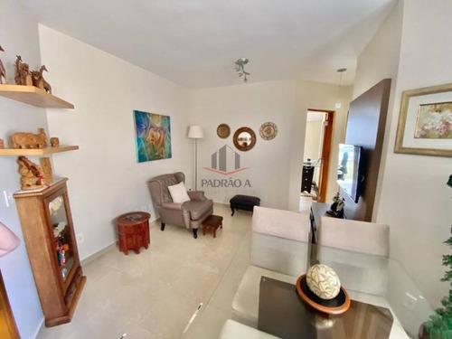 Apartamento Em Condomínio Padrão No Bairro Jardim Do Lago, 2 Dorm, 1 Suíte, 1 Vaga, 68 M2 - B1350