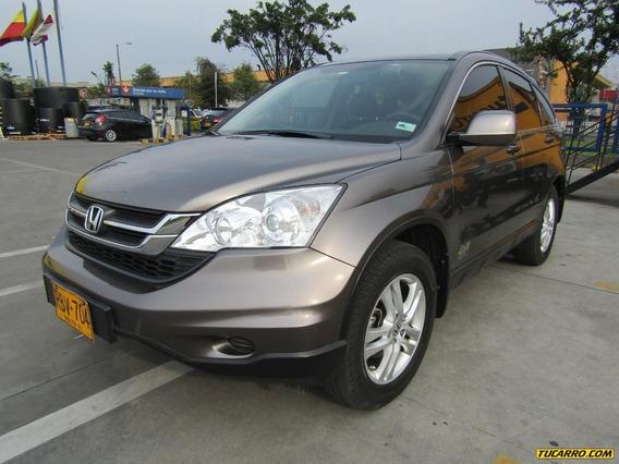 Honda Cr-v Xlt