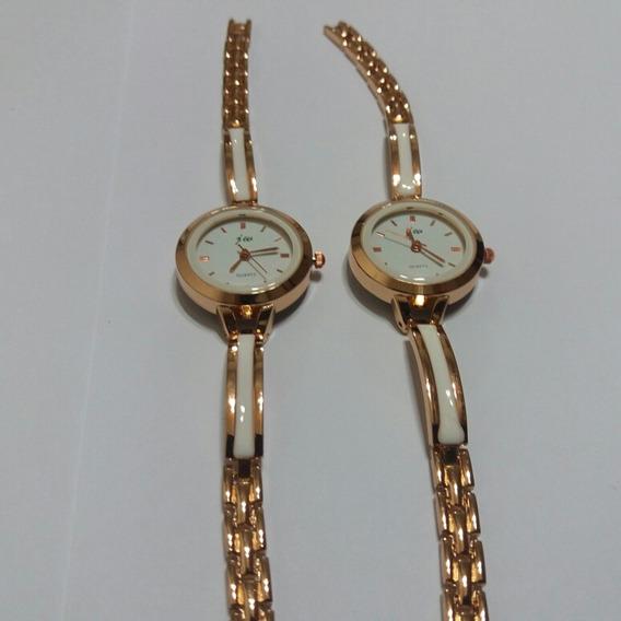 Kit C/2 Relógios Fino