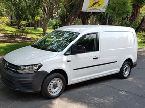 Volkswagen Caddy 1.2 Maxi Cargo Van Larga Aa Mt 2016