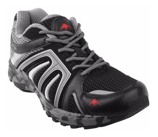 Zapatillas Montagne Running Pikes- Gris