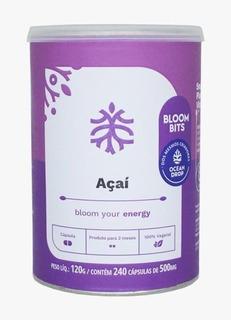 Açaí Em Cápsulas - Bloom Your Energy