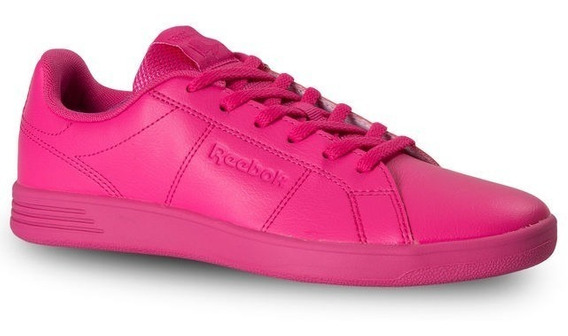 Tênis Feminino Reebok Royal Rally Fúcsia Original