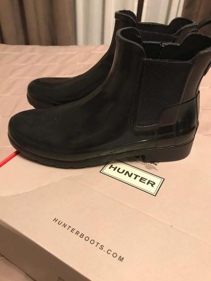 Botas Hunter Chelsea Gloss 37