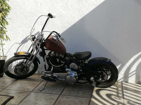 Harley Davidson Bobber Rat Style