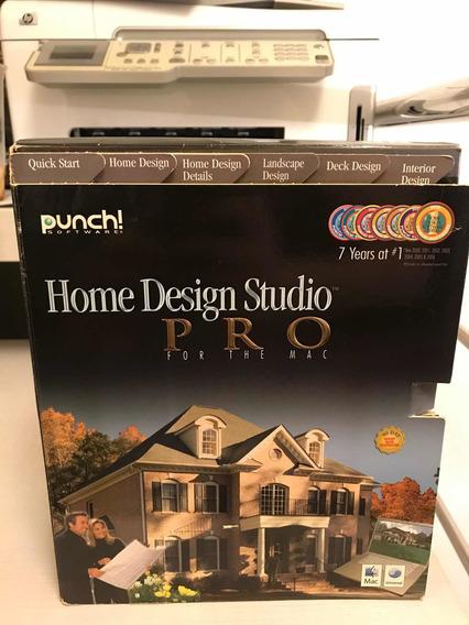 Software Home Design Studio Pro For iMac