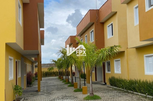 Imagem 1 de 13 de Casa Em Itanhaém 1º Andar 1200 Metros Do Mar
