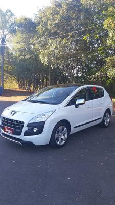 Peugeot 3008 1.6 Griffe Thp 16v Gasolina 4p Automático