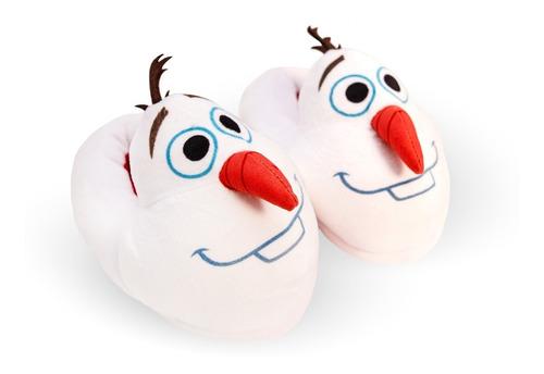 Frozen - Pantuflas Olaf Tienda Oficial Disney Dn0006-61