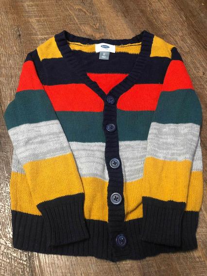 Sweater Niño Oldnavy Usado Talla 3 Usado