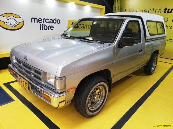 Nissan D-21 Mt 1.6