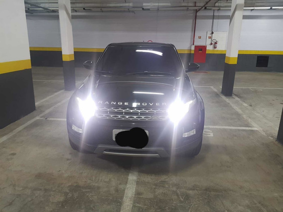 Land Rover Evoque 2.0 Si4 Pure 5p 2014