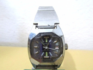 Reloj De Pulsera De Dama Grand Prix Suizo Funcionando Ey50
