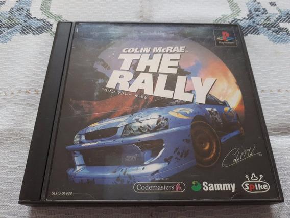 Colin Mcrae The Rally Original Playstation One Ps1 Corrida