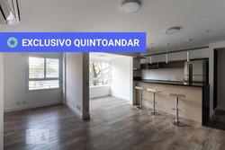 Apartamento No 3º Andar Com 1 Dormitório E 2 Garagens - Id: 892913777 - 213777