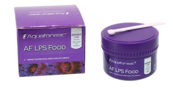 Aquaforest Af Lps Food 30g Alimento Para Corais Lps Aquário