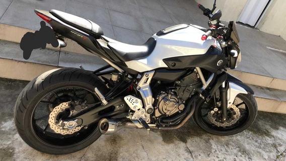 Yamaha Mt 07 Único Dono Impecável! - 2016