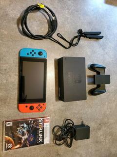 Nintendo Switch 32gb Nuevos Consola