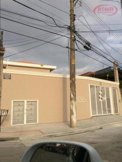 Casa Residencial Para Locação, Vila Isolina Mazzei, São Paulo. - Ca0666