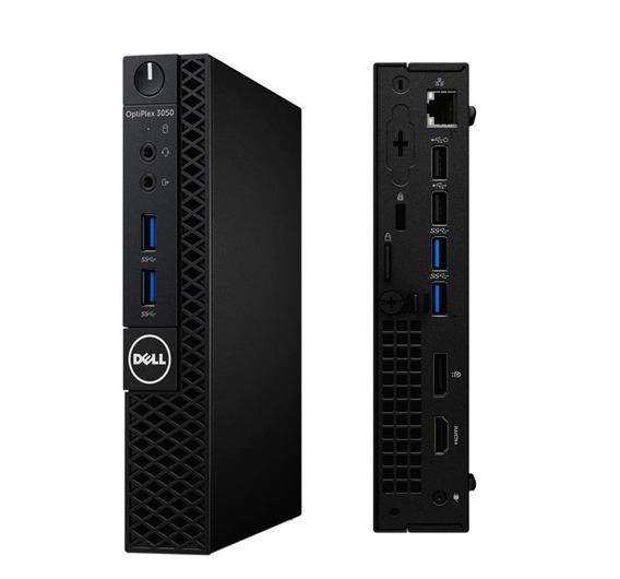 Cpu Dell Optiplex 3050m 7ºger 4gb Ddr4 500gb