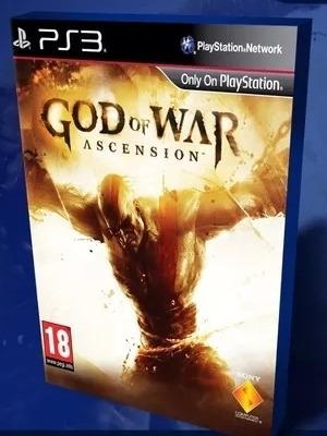 God Of War Iv Ascension Ps3 Midia Digital Envio Já!
