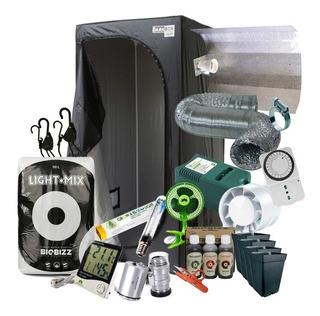 Kit Indoor Completo 120x120x200 600w + Envío