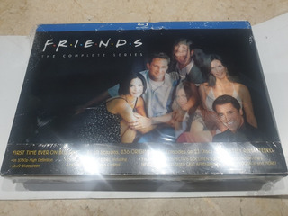Blu Ray Friends Complete Series Libro Lenticular Anniston