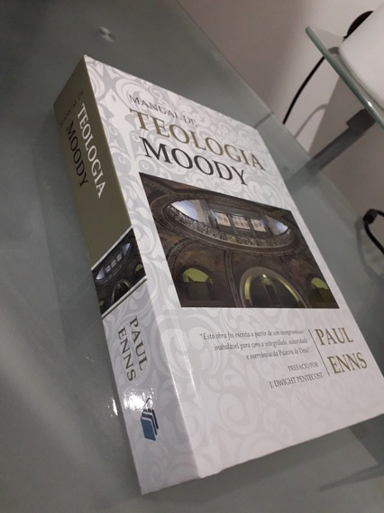 Manual De Teologia Moody - Paul Enns