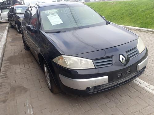 (14) Sucata Renault Megane 2009 2.0  (retirada Peças)