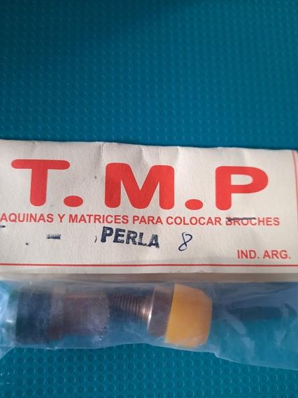 Matriz Perla 8 + 100 Perlas Tmp
