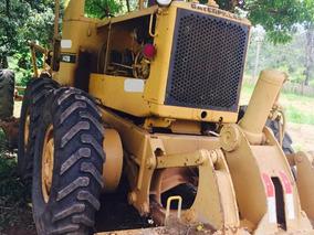 Trator Patrol Motoniveladora Caterpillar 140 B - Ano 1984