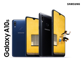 Samsung Galaxy A10s 32gb+2gb Sensor De Huellas