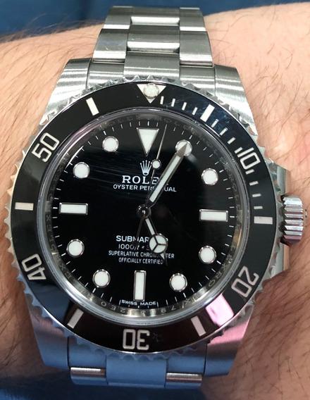 Relogio Rolex Submariner No Date 2019