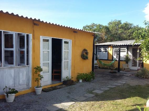 2 Casas Rústicas Em Unamar