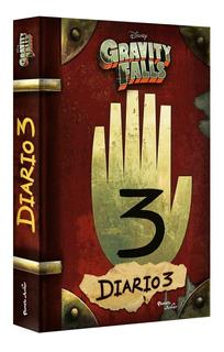 Libro Diario 3 Gravity Falls