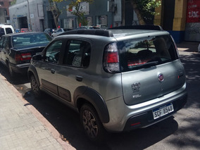 Fiat Uno 1.4 Attractive..full Vendo Por Viaje