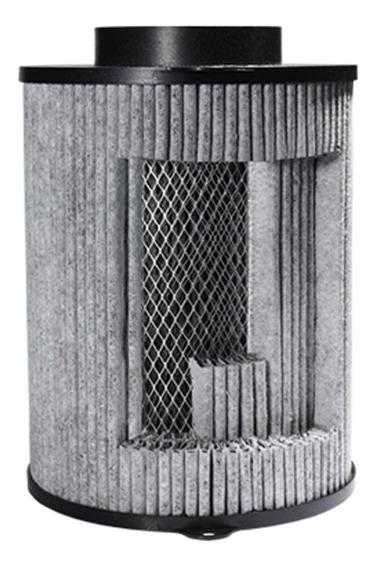 Filtro De Carvão Ativado Pro-filter 125mm / 400m³/h