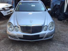 E 350 2007 Mercedes-benz Baixado Sucata Somente Pecas