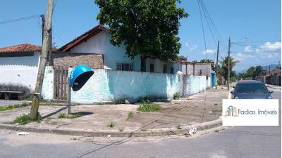 Casa Com 1 Dorm, Balneário Jussara, Mongaguá - R$ 100 Mil, Cod: 857613 - A857613
