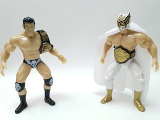 Luchadores Mexicanos (pack 5 Piezas)