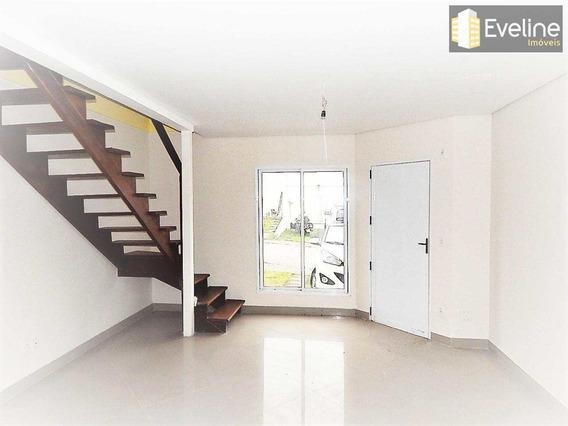 Casa Condomínio A Venda Residencial Caminho Do Mar Mogi 2 Dorms - V329
