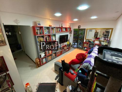 Imagem 1 de 15 de Apartamento Para Venda Em São Caetano Do Sul, Barcelona, 2 Dormitórios, 1 Suíte, 2 Banheiros, 1 Vaga - Samanbata