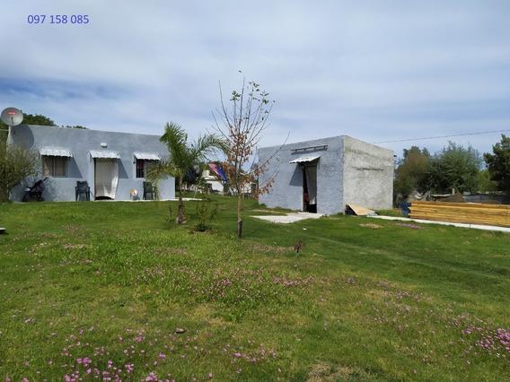 Casa 2 Dormitorios Con Facilidades