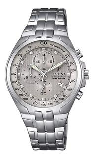 Reloj Festina Hombre Cronometro 100m Sumergible F6843.2