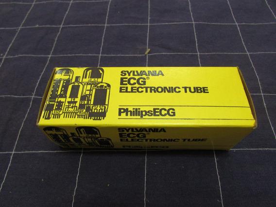 Válvula Sylvania Ecg Electronic Tube 6dk6