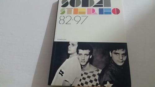 Soda Stereo (82 -97) - Gustavo Cerati (importado Argentina)