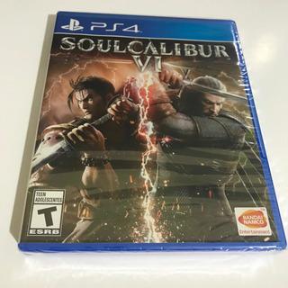 Soul Calibur 6 Ps4 Nuevo Y Sellado